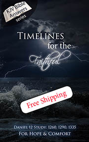 Free Shipping Timelines For The Faithful Cover