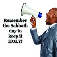 7th Day Sabbath Proof Series